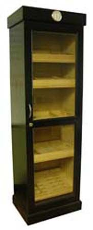 The All Shelf Tower Cigar Humidor