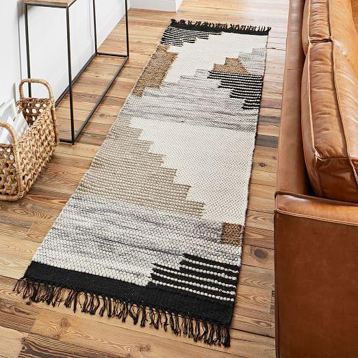 Colca Wool Rug Flax 5 X8 Rugs Wool Rug Industrial Rugs