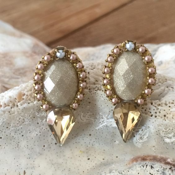 A personal favorite from my Etsy shop https://www.etsy.com/il-en/listing/453716636/wedding-jewelry-rustic-jewelry-wedding