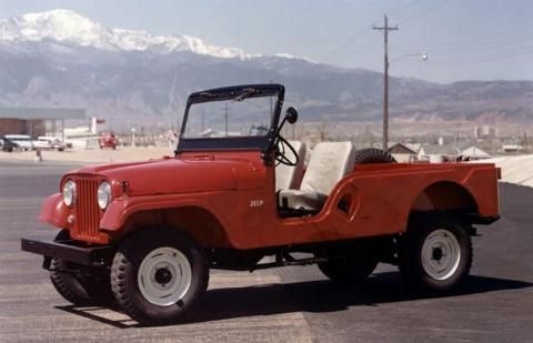 From 1945 To Now The Evolution Of The Jeep Jeep Jeep Cj