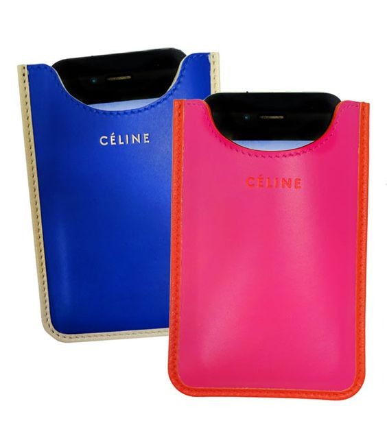 Celine iPhone Sleeve