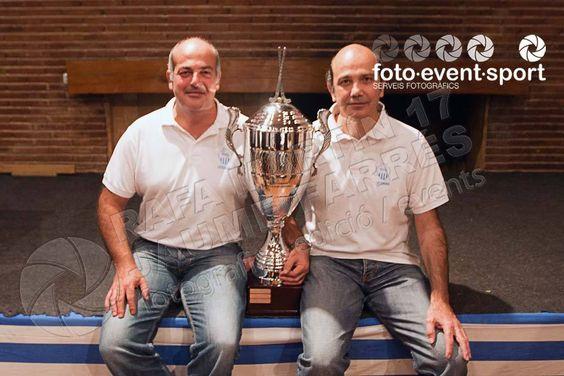 Mis tíos Carlos y Javier  las dos personas que más me  influenciaron para meterme en este deporte.Foto de Foto Event Sport