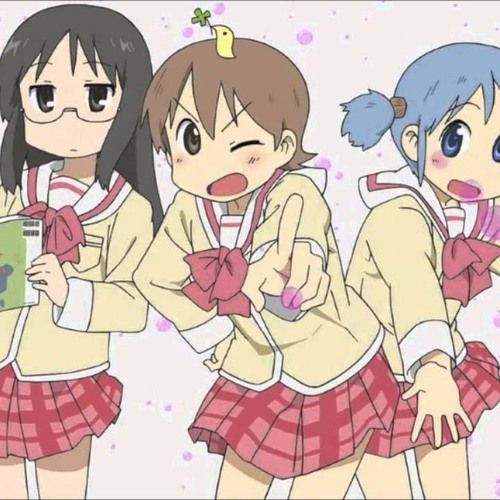 Nichijou Op But A Anime Groove Version Of A Jazz Cover One Sided
