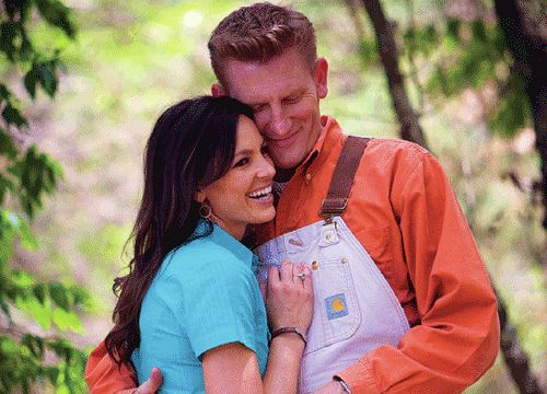 joey and rory christmas | ... Joey-Rory's 'Farmhouse Christmas ...