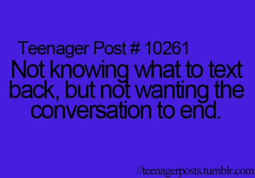 Not just a Teenager Problem