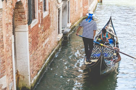 Free Image: Gondola in Venice, Italy | Download more on picjumbo.com!