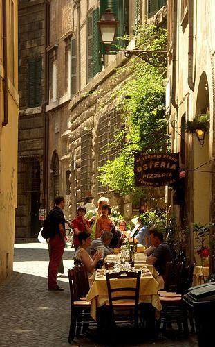 Osteria alla romana , Italy