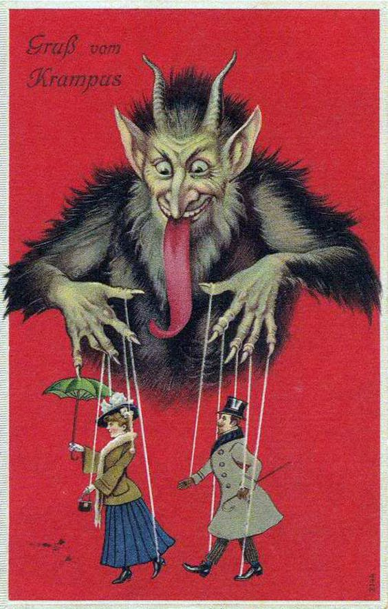 The Krampus: