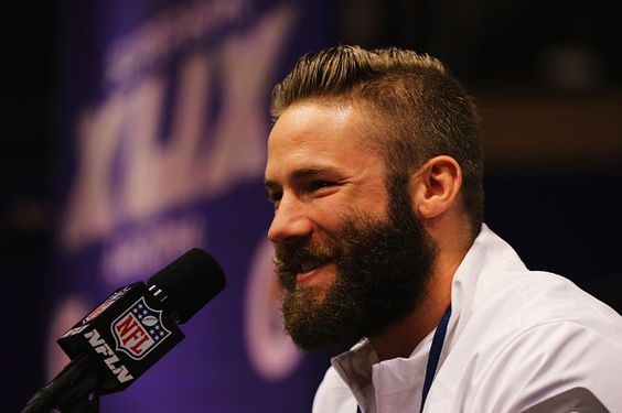 Julian Edelman... Yes please!