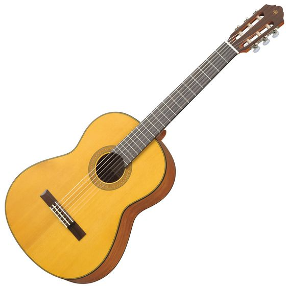 Yamaha CG122S Classical Acoustic Guitar, Natural at Gear4music.com