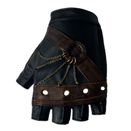 Steam Trunk Nautical Gloves