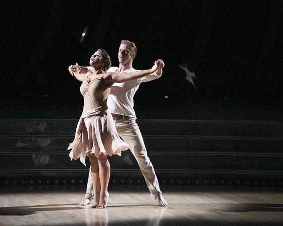 Bindi Irwin and Derek Hough