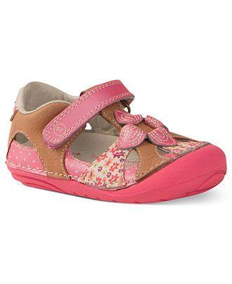 Stride Rite Kids Shoes, Baby Girls Poppy Sandals - Kids Kids' Shoes - Macy's
