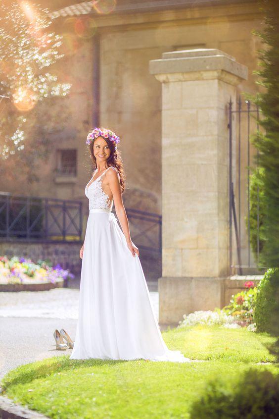 Ludivine Guillot créatrice de robes de mariée sur-mesure à Lyon