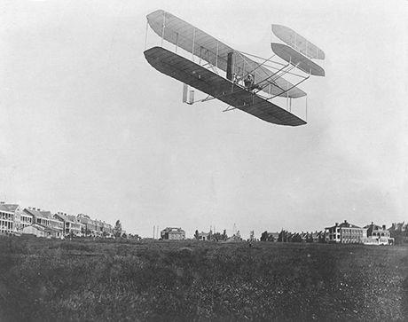 Flyer fratelli Wright