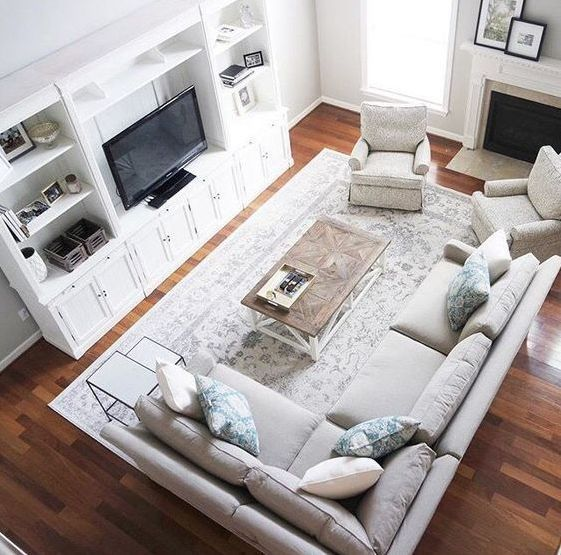 Most Popular Living Room Decor Ideas Trends On Pinterest You Can T Miss Ou Living Room Furniture Layout Living Room Design Layout Large Living Room Design