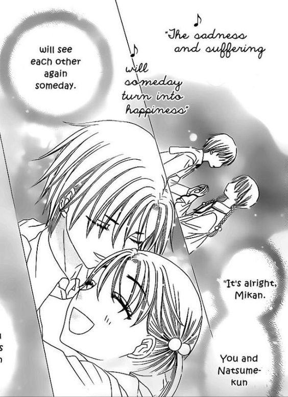 Gakuen Alice Fanfiction Mikan And Natsume Hookup