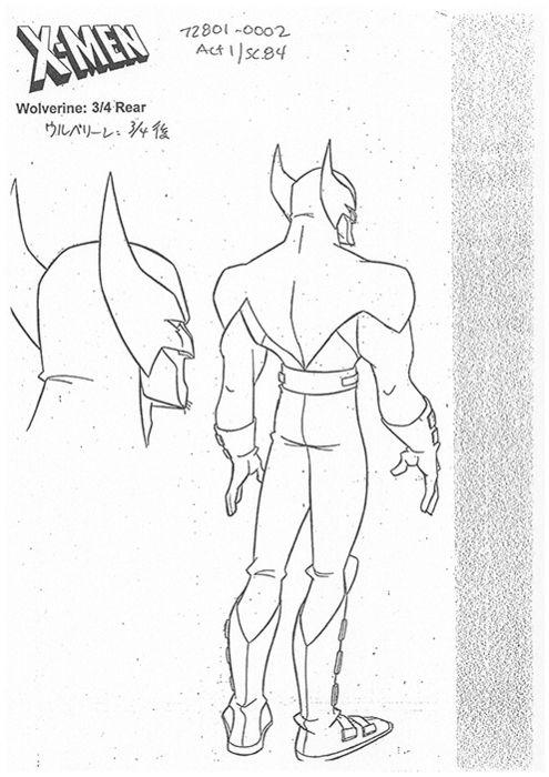 X-Men #83 (Superheroes) – Printable coloring pages | 700x495