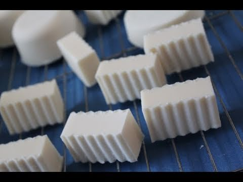 How to Make Soap from Scratch- Cold Process-For Beginners