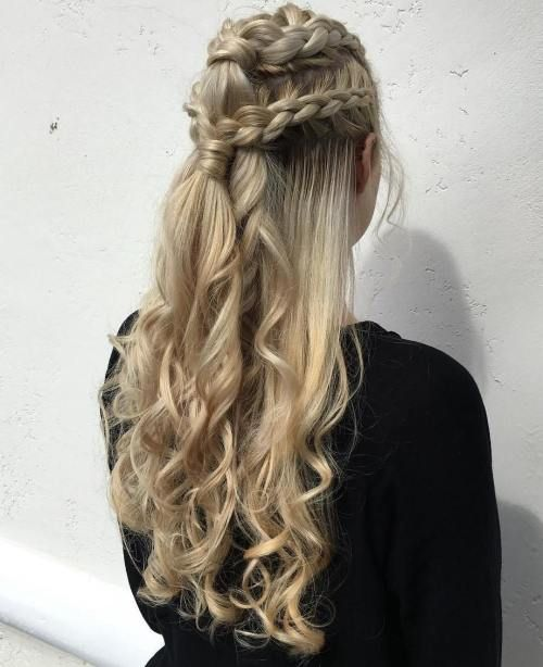 20 Game Of Thrones Inspired Hairstyles Hair Styles Long Hair Styles Braided Hairstyles