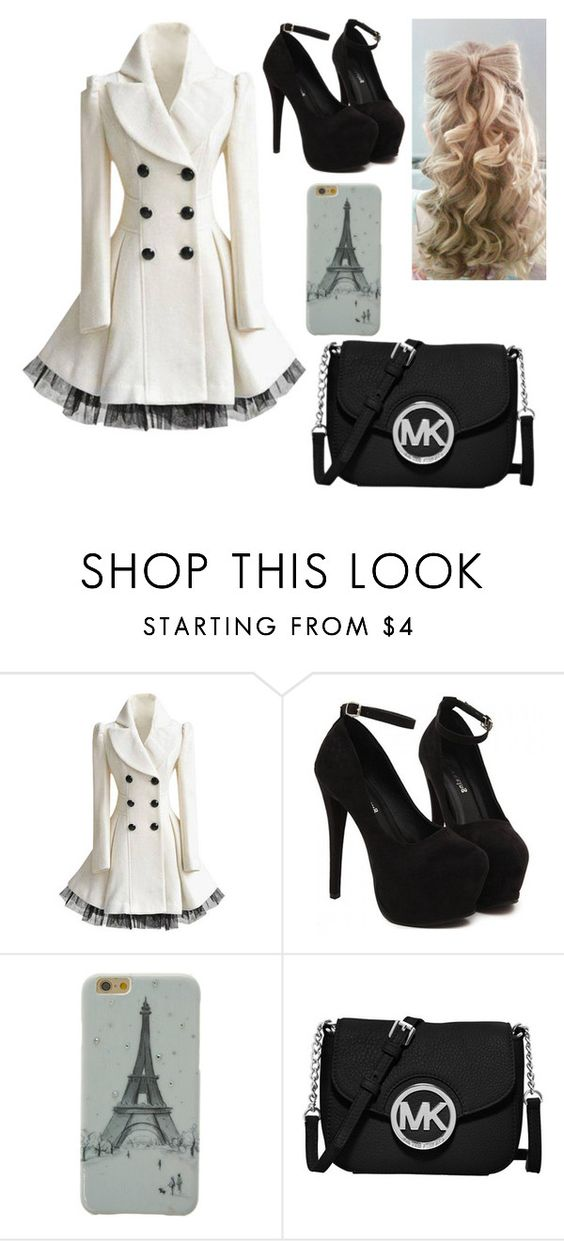 """""""Untitled #39"""" by andreina02 ❤ liked on Polyvore featuring MICHAEL Michael Kors"""