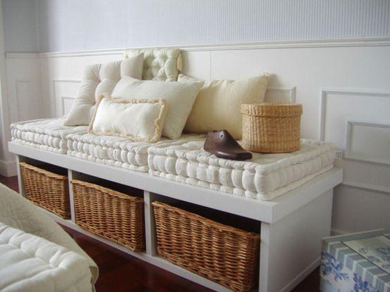 En tiempos de crisis agudizamos el ingenio para lograr decorar nuestra casa con mucho gusto y poco dinero.