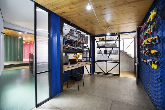 Gallery of Container for Urban Living / Atelier Riri - 15