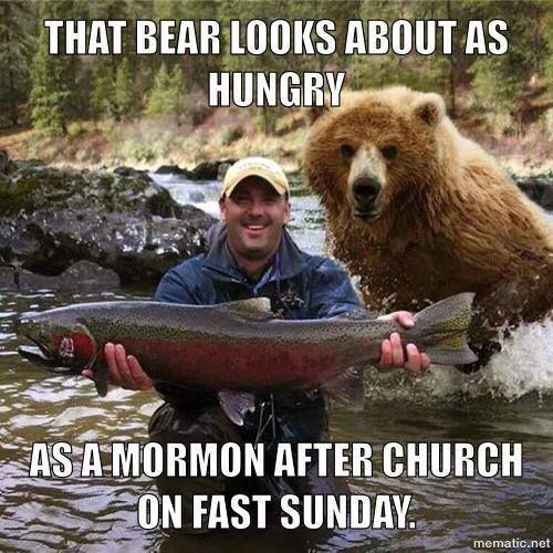 22 Hilarious Fasting Memes To Help You Laugh Through Your Hunger Warcraft Funny Funny Mormon Memes Mormon Memes
