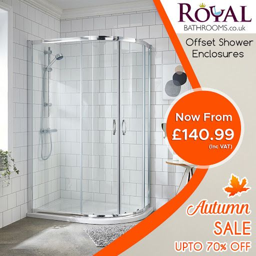 Special Offer On Offset Shower Enclosures 70 Off On This Autumn