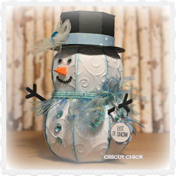 Cricut Chick: Let it Snow...