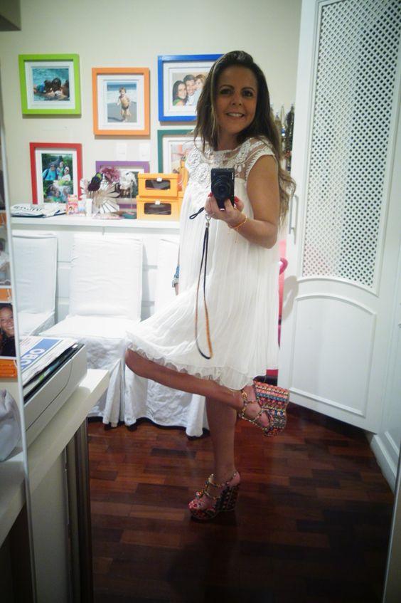 Inspiração fashion! Sandália musa #luizabarcelos