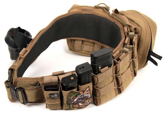 Ideas on setting up a battle belt. | Guns & self defense ...