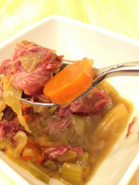 Pork hock and cabbage stew recipe pork stew and cabbages - Cabbage stew recipes ...