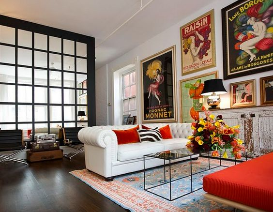 How to incorporate vintage posters into your home | Greystone Statements