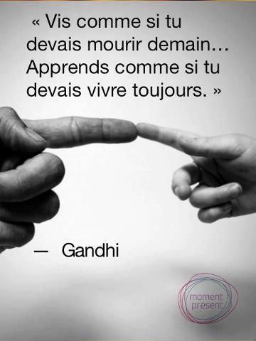 Citation - Ganghi:
