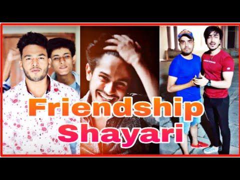 Best Friendships Shayari Friendship Tik Tok Shayari Youtube Friendship Shayari Best Friendship Friendship