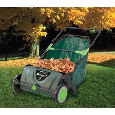 """Yardwise™ 21"""" Sweepit!™ Lawn Sweeper"""