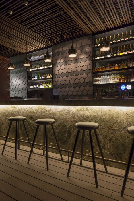 Restaurant and bar design awards places spaces