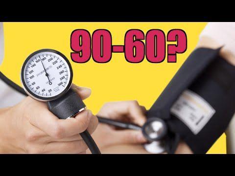 Que es la presion arterial baja