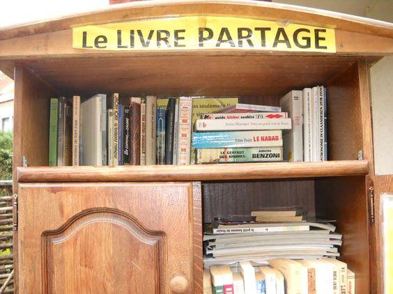 Boîte à livres Watermael-Boitsfort
