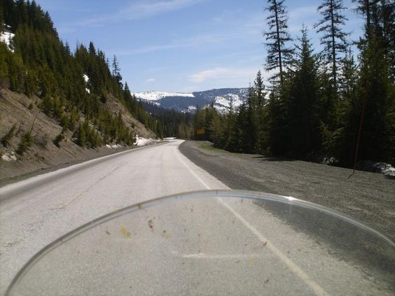 The Lolo Pass | Idaho Motorcycle Roads and Rides | MotorcycleRoads.com