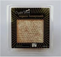 Crystal Brook Organic Honeycomb - 250g