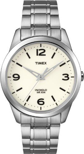 Timex Women's T2N646 Weekender Classic Casual Watch with Cream Dial Bracelet Watch: Watches: Amazon.com