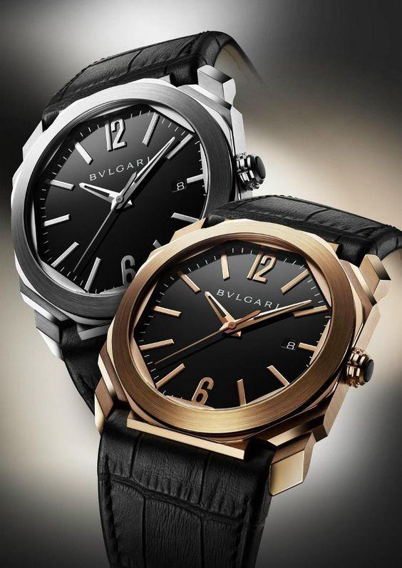 Reloj by Bulgari.
