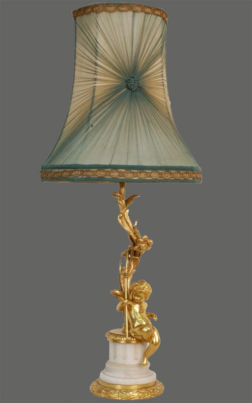 Antiques Atlas Ormolu And White Marble Table Lamp Marble Table Lamp Table Lamp Marble Table