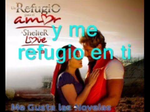 Un Refugio Para El Amor Cancion(Amor Sincero)LETRA(Lyrics)