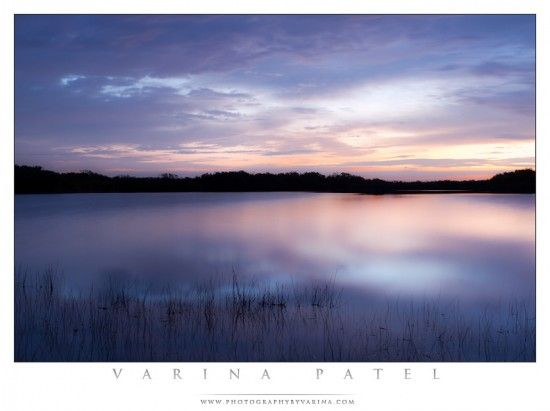 Morning Calm in Everglades National Park, Florida, photographybyvarina.com