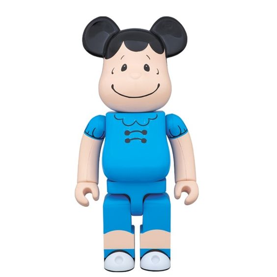 Peanuts: Lucy 400% Bearbrick (Dec 2016) #lucy #peanuts #fatsuma #fatsumatoys #medicom #bearbrick #lucillevanpelt #charlesschulz #charliebrown #snoopy #classic #comicstrip #awesome #cool #instacool #beautiful #beauty #amazing #love #instalove #fun #art #instagood #collectible #toy #new
