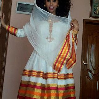 how to make ethiopian traditional cloth