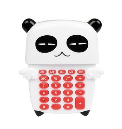 Animal Calculator $8.95  Panda